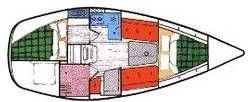 vitorlás hajó kölcsönző, kölcsönzés,   bérlés, vitorlázás kapitánnyal, Balaton Füred